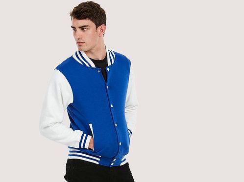 UneekMens Varsity Jacket