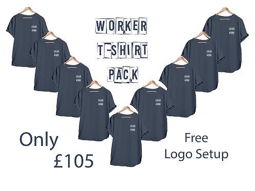 T-Shirt Worker Pack