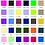 Thumbnail: Premier 'Colours' Bib Apron
