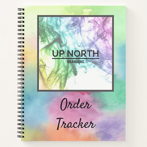 Order Tracker Book