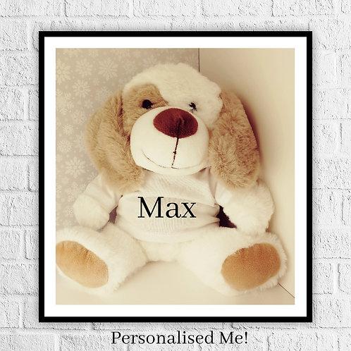 Cuddy Teddy Personalised