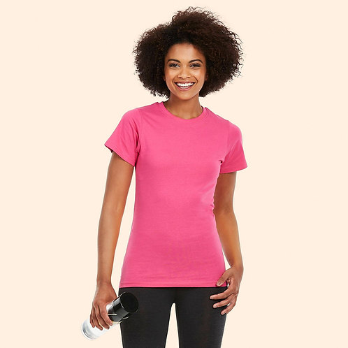 Uneek Ladies Classic Crew Neck T-Shirt