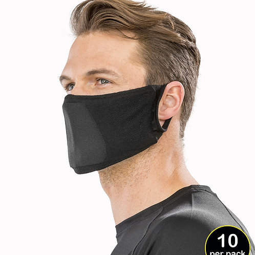 Result Anti-Bacterial Face Cover