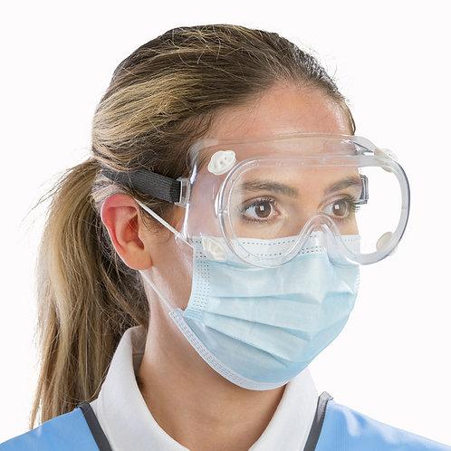 Result Disposable Medical Splash Goggles