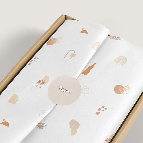 Vellum Wrapping Paper