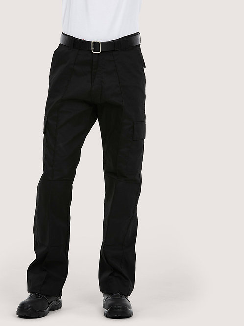 Uneek Cargo Trouser with Knee Pad Pockets