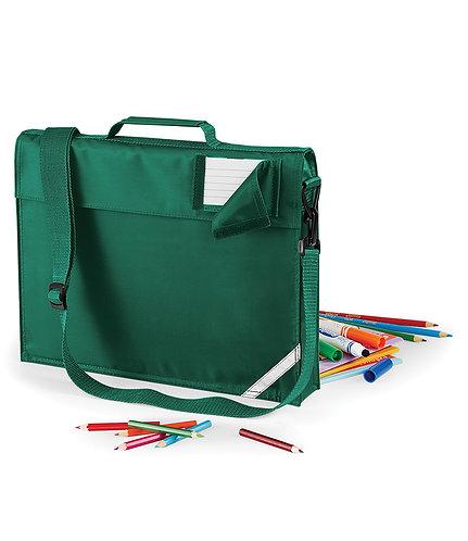 Quadra Junior Book Bag with Strap