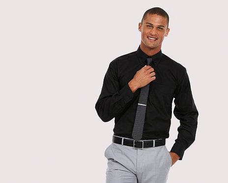 Uneek Mens Pinpoint Oxford Full Sleeve Shirt