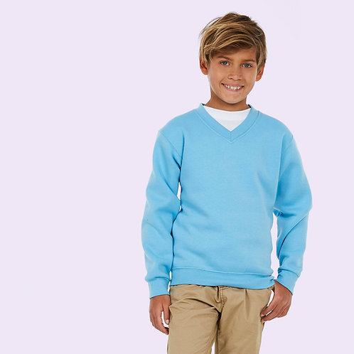 UneekChildrens V Neck Sweatshirt