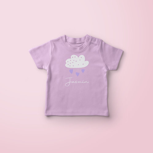 Cloud & Hearts T-Shirt