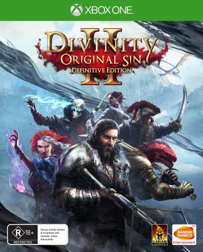 Divinity Original Sin 2 Xbox