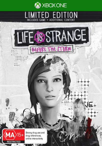 Life is Strange Before the Storm Xbox
