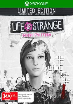 Life is Strange Before the Storm Xbox