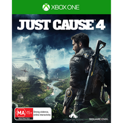 Just Cause 4 Competition