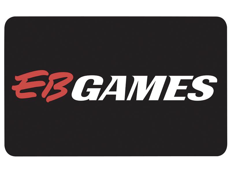 EB Games Gift Voucher