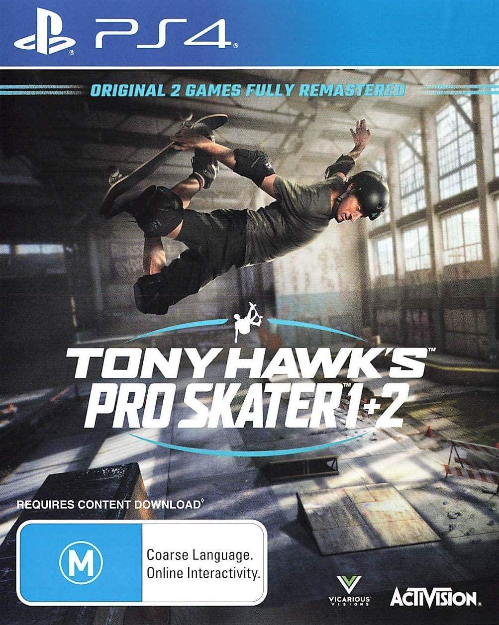 Tony Hawk Pro Skater Competition