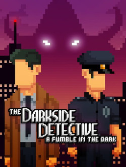 The Darkside Detective A Fumble in the D
