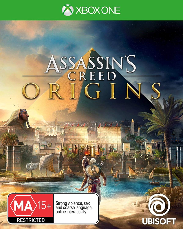 Assassins Creed Origins Xbox