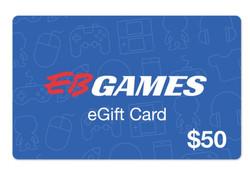 EB Games $50 eGift Card Zoom