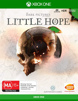 Dark Pictures Anthology Little Hope