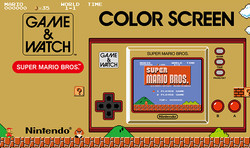 Nintendo Game & Watch Competition