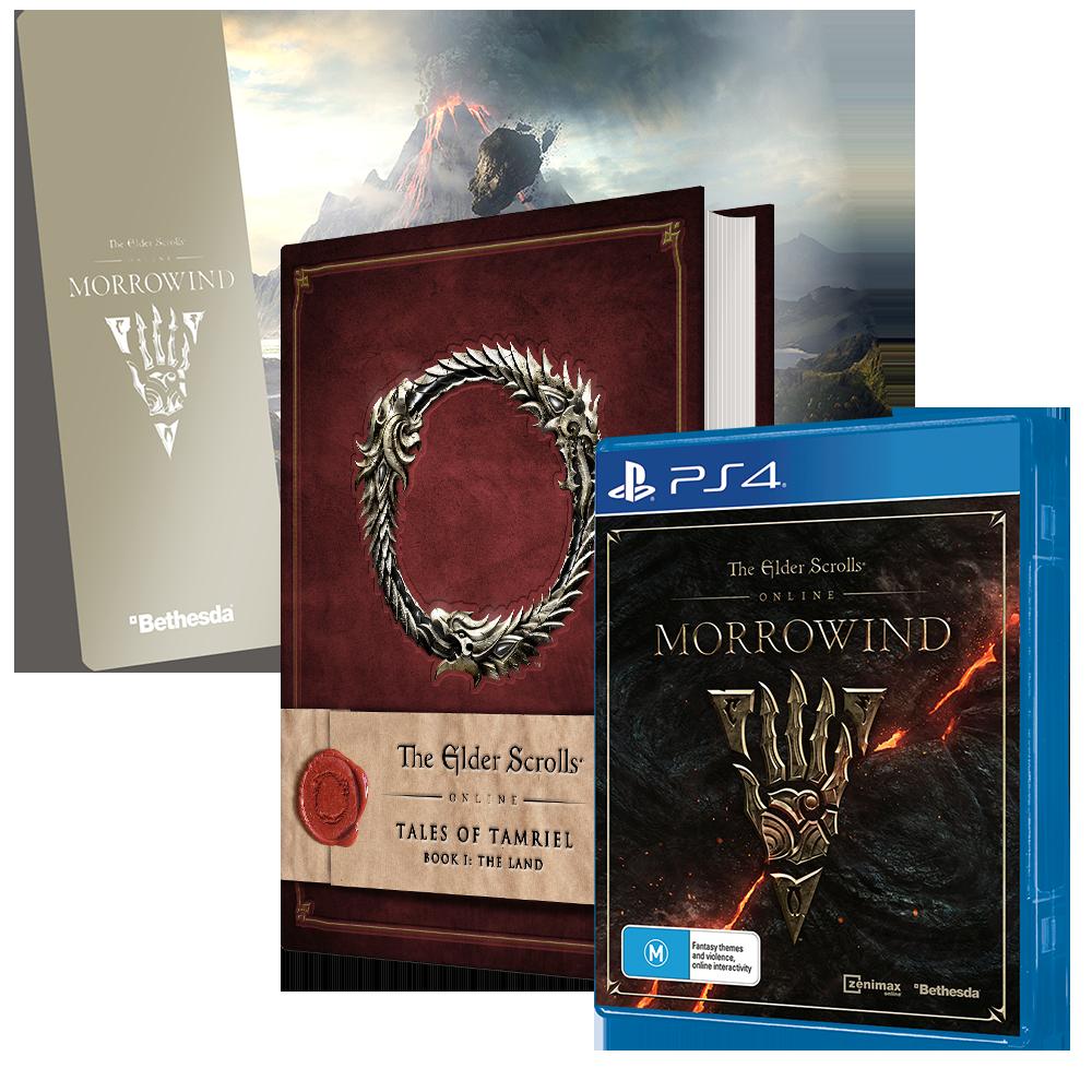 Morrowind Archivist Pack