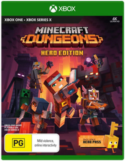 Minecraft Dungeons Competition