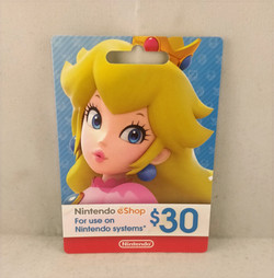 Nintendo eShop $30 eGift Card