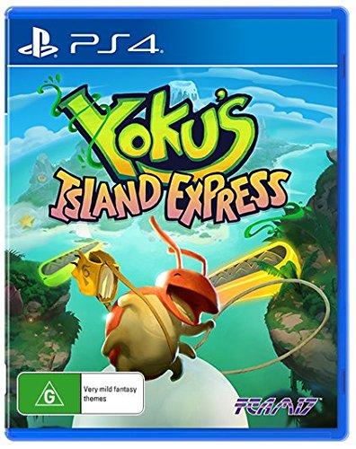 Yoku's Island Express Competition