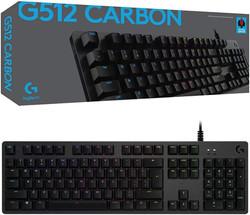 Logitech G512 Carbon RBG Keyboard