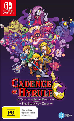Cadence of Hyrule Competition