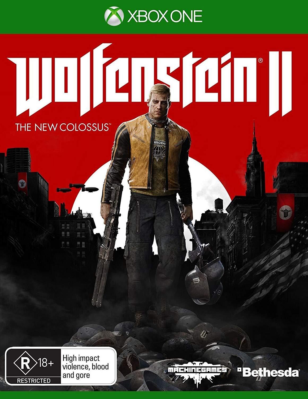 Wolfenstein 2 Xbox