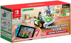 Mario Kart Live Home Circuit Luigi