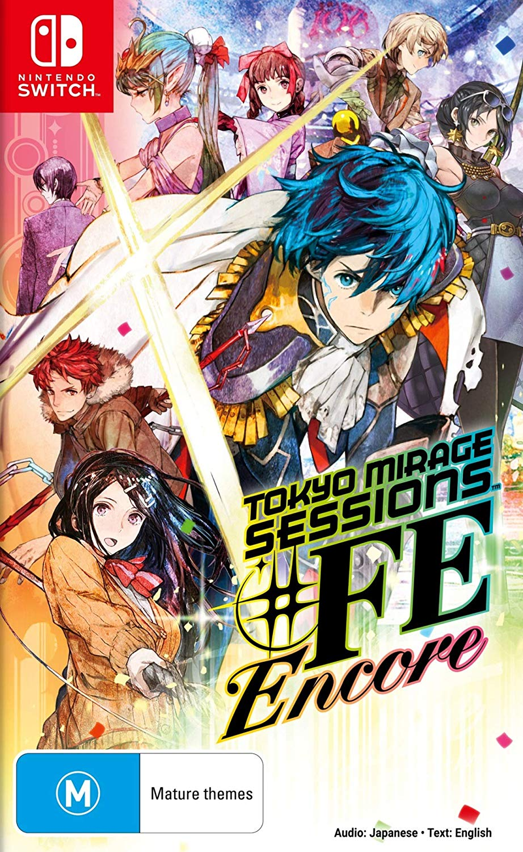 Tokyo Mirage Sessions FE Encore
