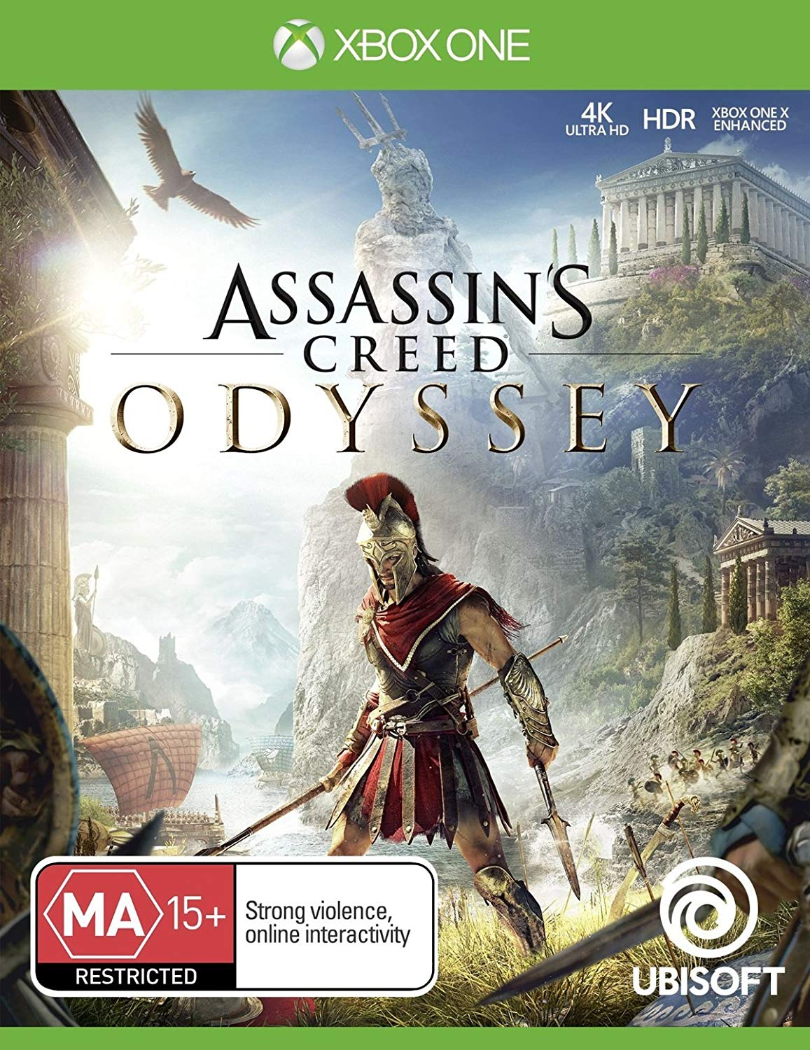 Assassins Creed Odyssey Competition