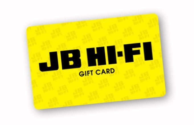 JB Hi-Fi Gift Card
