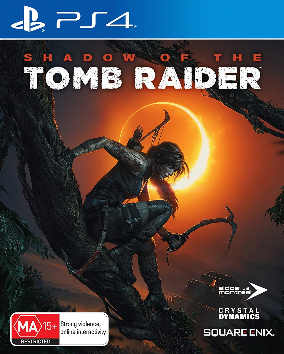 Shadow of the Tomb Raider Competition