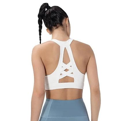 Sports Underwear Women Yoga Wear New European and American Running Fitness Cross