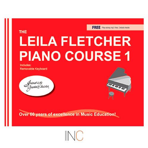 Livro para piano Leila Fletcher book 1
