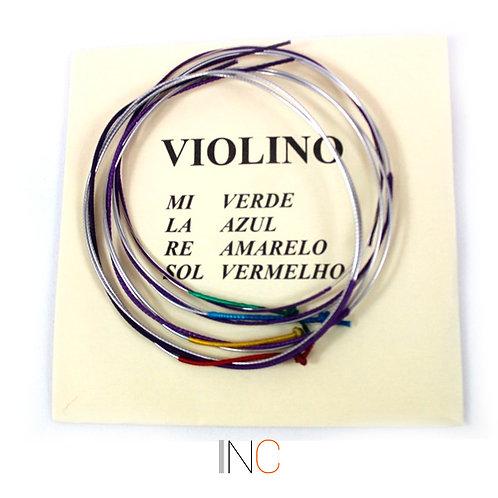Encordoamento M. calixto Violino