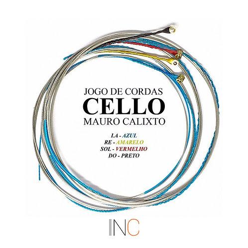 Encordoamento M.calixto cello
