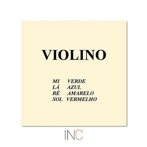 Enc. M.Calixto Violino Padrão 4/4