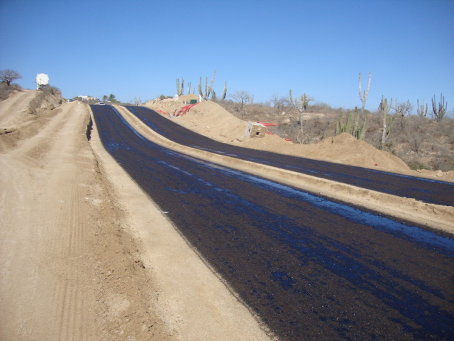 Paving at Rolling Hills