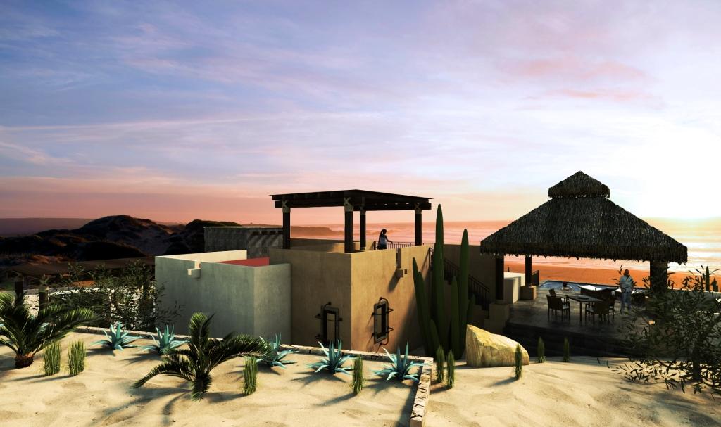 Villa Sonora rendering