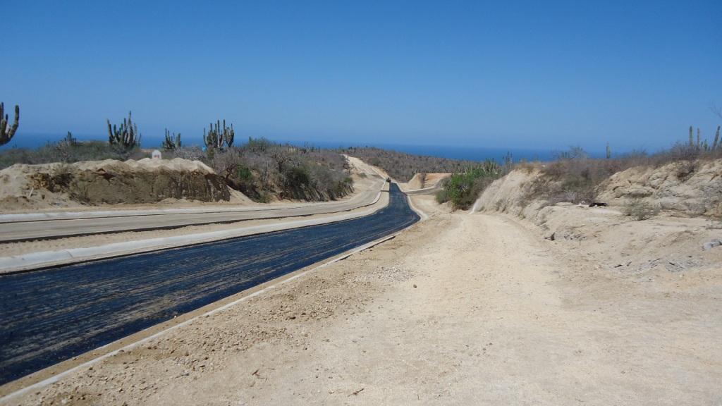 Paving at Cabo Hills Boulevard