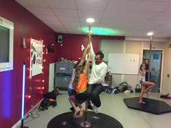 Pole kids Halloween Party