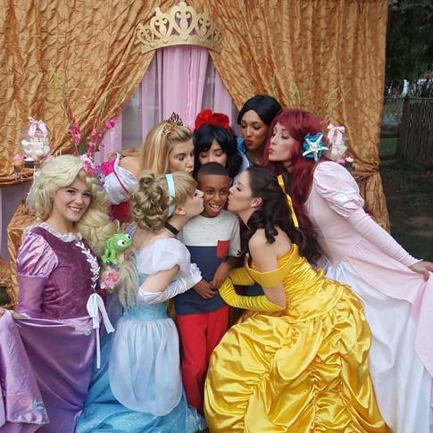 A Princess Party