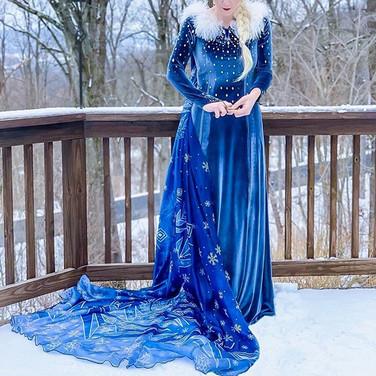 Winter Frozen
