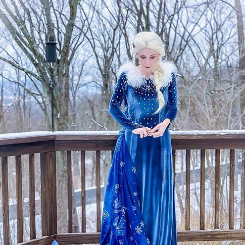 Our winter attire