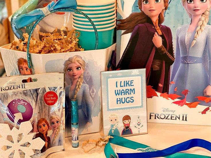 Small Frozen Birthday in a Box